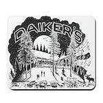 Daikers Logo Mousepad