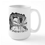 Daikers Logo Large Mug