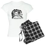 Daikers Logo Women's Light Pajamas