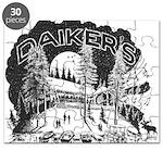 Daikers Logo Puzzle