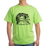 Daikers Logo Green T-Shirt