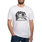 Daikers Logo Fitted T-Shirt