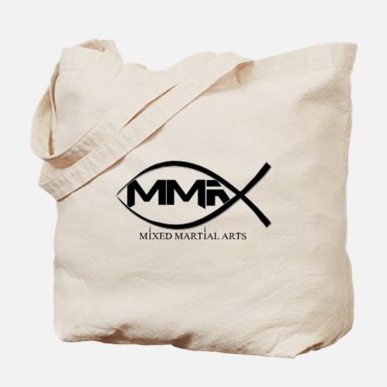 MMA Fish Tote Bag