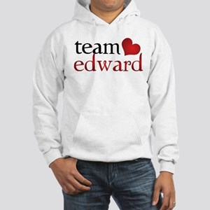 Team Edward Hooded Sweatshirt