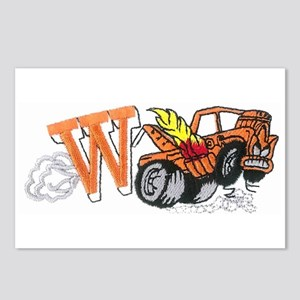 Weatherly Wrecker Postcards (Package of 8)