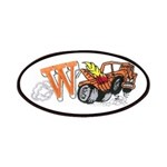 Weatherly Wrecker Patches