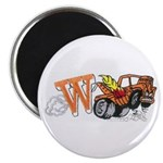 "Weatherly Wrecker 2.25"" Magnet (100 pack)"