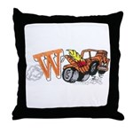 Weatherly Wrecker Throw Pillow