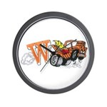 Weatherly Wrecker Wall Clock