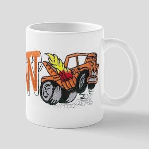 Weatherly Wrecker Mug