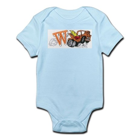 Weatherly Wrecker Infant Bodysuit