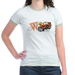Weatherly Wrecker Jr. Ringer T-Shirt