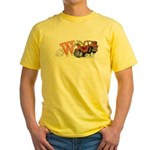 Weatherly Wrecker Yellow T-Shirt