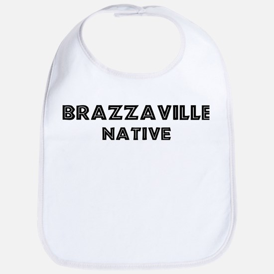 Brazzaville Native Bib