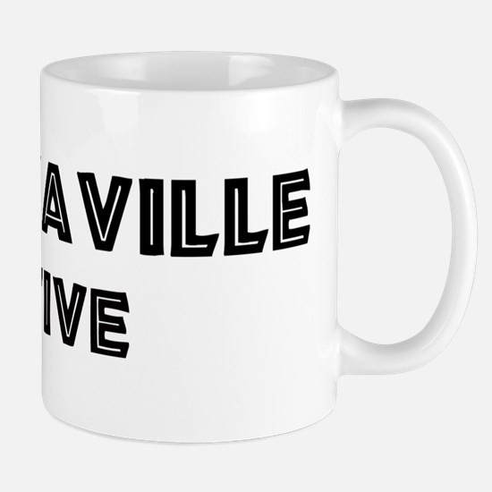 Brazzaville Native Mug