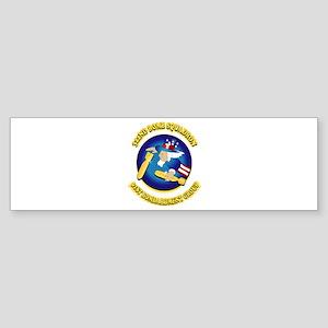322ND BOMB SQUADRON Sticker (Bumper)