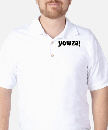 Yowza Golf Shirt