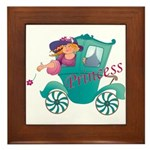 Princess Framed Tile