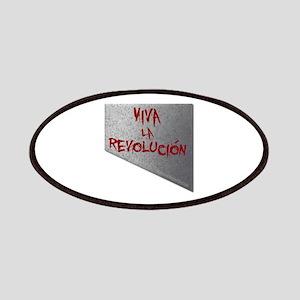 Viva la Revolucion Patches