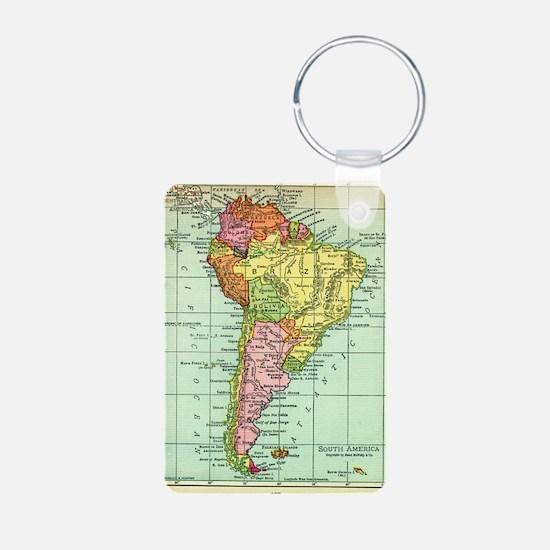 Cute Peru Keychains