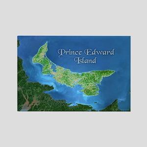Prince Edward Island Fridge Magnet