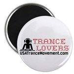 Trance Lovers Magnet