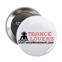 "Trance Lovers 2.25"" Button"