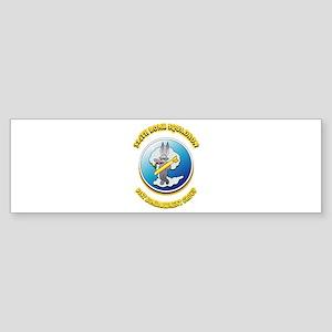 324TH BOMB SQUADRON Sticker (Bumper)