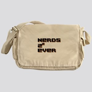 Nerds 4 Ever Messenger Bag