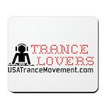 Trance Lovers Mousepad