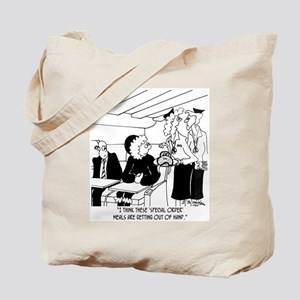 Walrus In A Special Order Meal Tote Bag