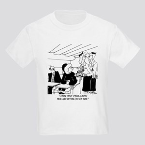 Walrus In A Special Order Meal Kids Light T-Shirt
