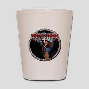 Full Logo Shot Glass