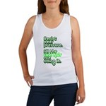 Resist Peer Pressure Women's Tank Top