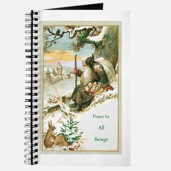 Cute Victorian art Journal