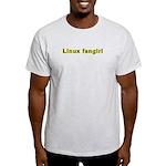 Linux fangirl Light T-Shirt