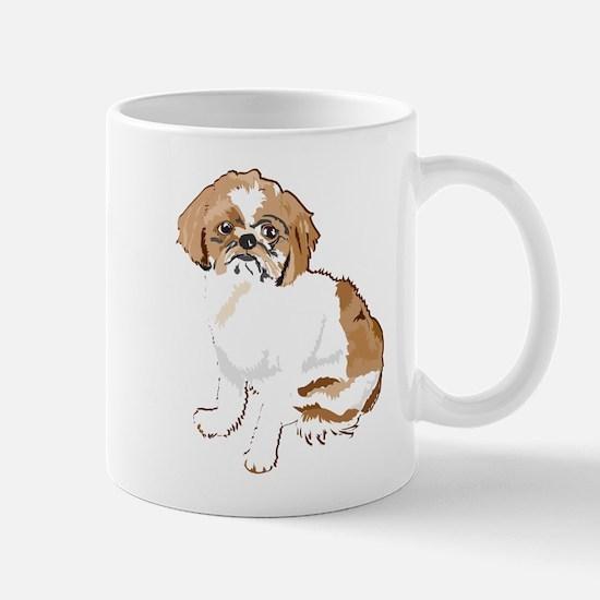just shitzu Mug