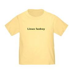 Linux fanboy T
