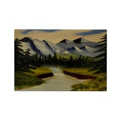 Valley Stream Rectangle Magnet (10 pack)