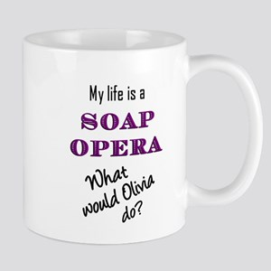 What Would Olivia Do? Mug