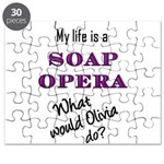 What Would Olivia Do? Puzzle