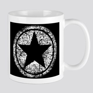Eroded, Destroyed Star Mug