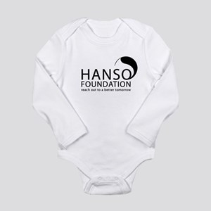 Hanso Foundation Long Sleeve Infant Bodysuit