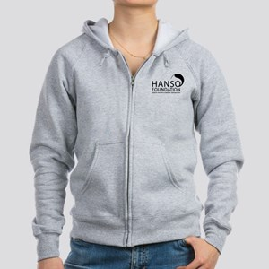 Hanso Foundation Women's Zip Hoodie