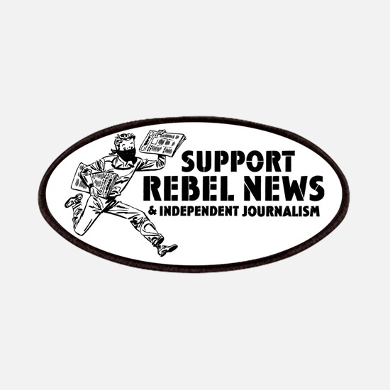 Support Rebel News Patches
