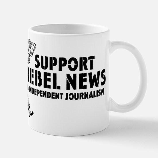 Support Rebel News Mug