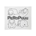 PeRoPuuu Throw Blanket