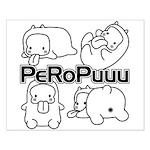 PeRoPuuu Small Poster