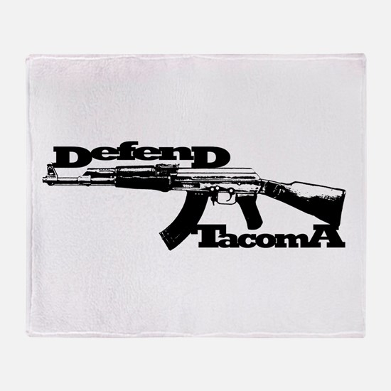 DT #2 Throw Blanket