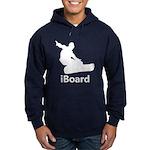 iBoard Hoodie (dark)